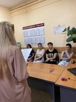 МКУСО «Центра помощи детям г. Сим» провели семинар-практикум «Профилактика жестокого обращения с детьми»