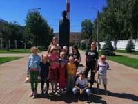 На базе МКУСО «Центр помощи детям г.Сим» для 15 детей из семей, состоящих на сопровождении организован досуговый клуб дневного пребывания.