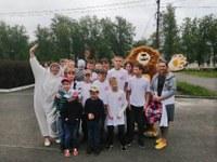 Праздничные мероприятия воспитанников МКУСО «Центр помощи детям г.Сим»
