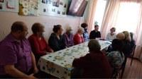 Проведение встречи в Ашинской местной организации всероссийского общества слепых
