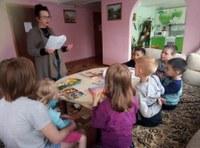 В Центре помощи детям г. Сим прошла игра –викторина «В гостях у  сказки».