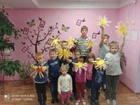 В «Центре помощи детям г. Сим» прошла Масленичная неделя